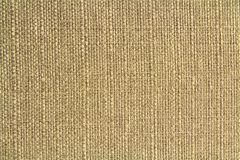 Natural fabric linen texture for design, sackcloth textured. Bro. Wn canvas background. Cotton Royalty Free Stock Photos