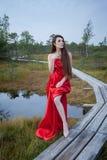 Natural fashion Royalty Free Stock Photos
