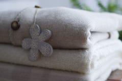 Natural fibres Stock Photo