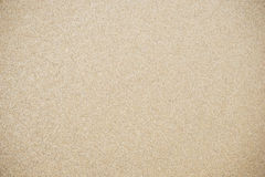 Natural fine sand texture. On beach Royalty Free Stock Photography