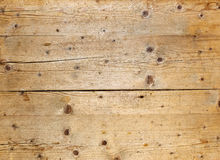 Natural fir wood texture Royalty Free Stock Photos