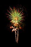 Natural firework Stock Photos