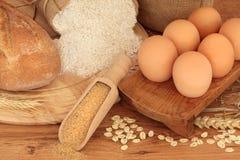 Natural Food Choice Stock Image