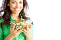 Natural food Stock Photography