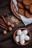 Natural food Stock Images