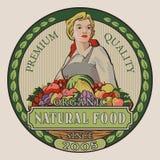 Natural food Royalty Free Stock Images