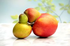 Natural Foods, Fruit, Apple, Food Royalty Free Stock Images