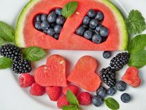 Natural Foods, Fruit, Superfood, Berry