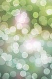 Natural forest bokeh. Natural spring forest bokeh backgrounds Royalty Free Stock Photo