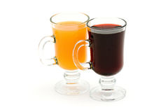 Natural fresh juice Royalty Free Stock Photos