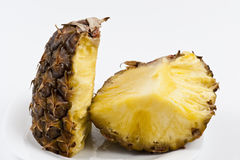 Fresh pineapple slices Royalty Free Stock Photography