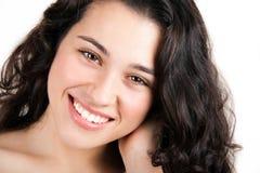 Natural fresh young beauty Royalty Free Stock Image