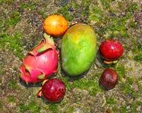 Natural Fruits Royalty Free Stock Photos