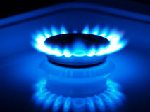 Natural gas Royalty Free Stock Photos