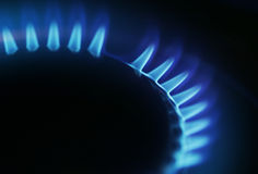 Natural gas Stock Images