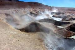 Natural gas Bolivia Royalty Free Stock Photo