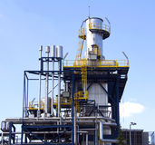Natural gas Royalty Free Stock Photography