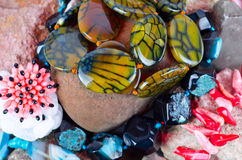 Natural gems Royalty Free Stock Photography