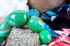 Natural gems Royalty Free Stock Photo