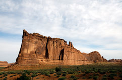 Natural Geologic Formations in the Utah Desert. Natural geological formations in the Utah desert Stock Photography