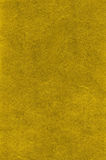 Natural gold leather texture. Close-up natural gold leather texture to background royalty free stock image