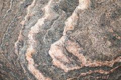 Natural granite stone pattern, texture Stock Image