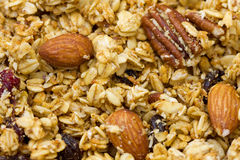 Natural Granola Royalty Free Stock Photos