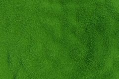 Natural grass texture pattern background. Top view grassy lawn for environmental backdrop. 3d rendering. Natural grass texture pattern background. Top view Stock Photography