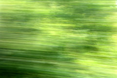 Natural green blur. Royalty Free Stock Photos