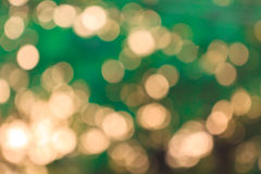 Natural green blurred background Royalty Free Stock Photography
