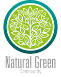 Natural Green Community Stock Photos