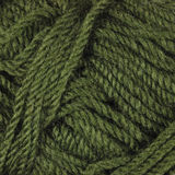 Natural green fine wool threads texture, textured clew macro closeup background pattern Stock Image