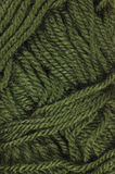 Natural green fine wool threads texture, vertical textured yarn clew macro closeup background pattern Royalty Free Stock Images