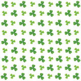 Natural green leaves background poster print vector illustration Royalty Free Stock Photography