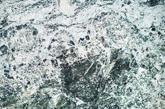 Natural green marble stone Royalty Free Stock Photo