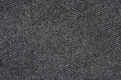 Natural grey cotton texture for the background Royalty Free Stock Photography