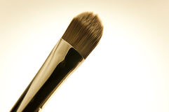 Natural hair brush Royalty Free Stock Images