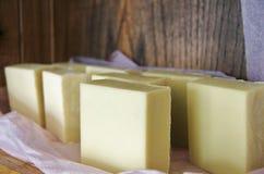 Natural Handmade Raw Body Soap Olive Oil Savon Artisanal Naturel