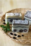 Natural handmade coffee soap. Stock Photography