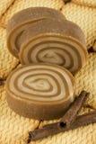 Natural handmade soap. Royalty Free Stock Photo