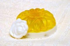 Natural Handmade Soap Royalty Free Stock Photo