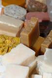 Natural handmade soap Royalty Free Stock Photography