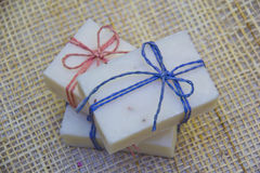 Natural handmade Soap Royalty Free Stock Photos