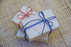 Natural handmade Soap Royalty Free Stock Photos