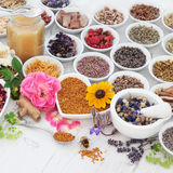 Natural Health Care Stock Image