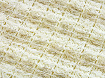 Natural hemp fibre texture background sackcloth Royalty Free Stock Image