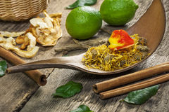 Natural herbal tea Royalty Free Stock Photo