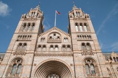 The Natural History Museum Royalty Free Stock Photo