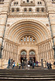The Natural History Museum Royalty Free Stock Photography