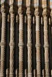 Natural History Museum detail Stock Photography